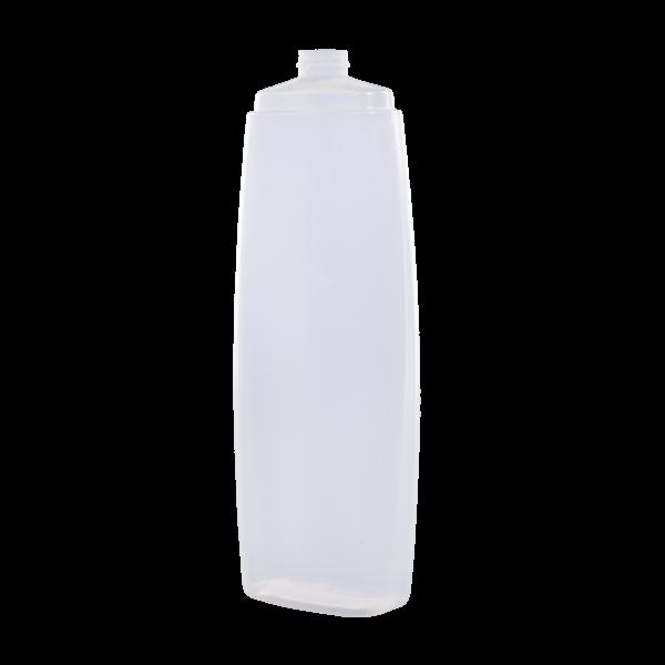 Ovalflasche 400 ml