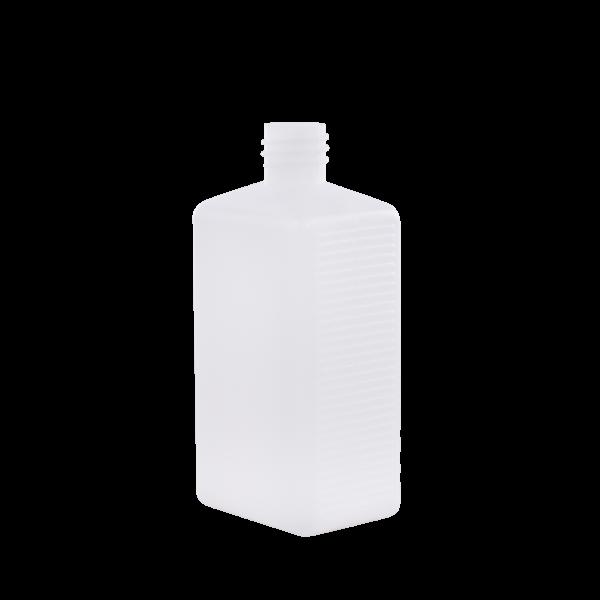 Rechteckflasche 125 ml