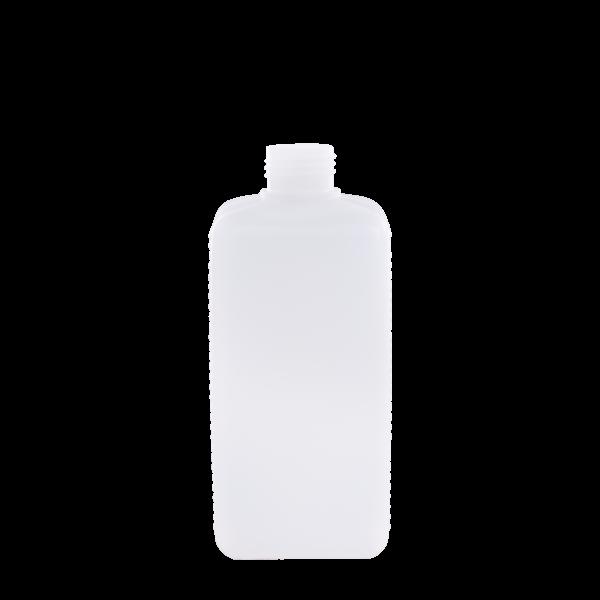 Rechteckflasche 500 ml