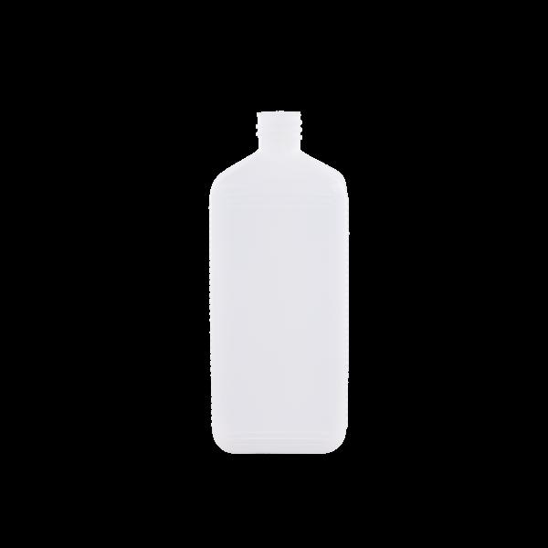 Rechteckflasche 200 ml