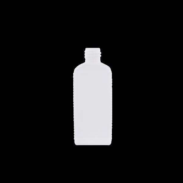 Rechteckflasche 100 ml