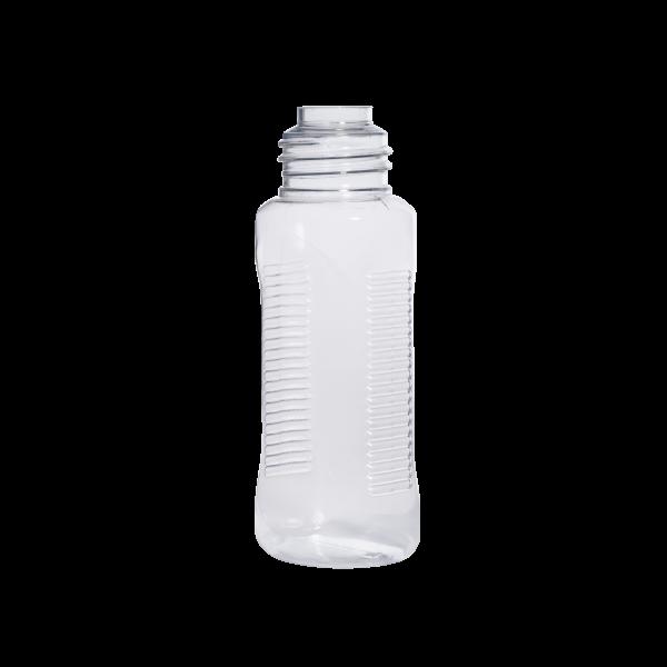 Ovalflasche 100 ml