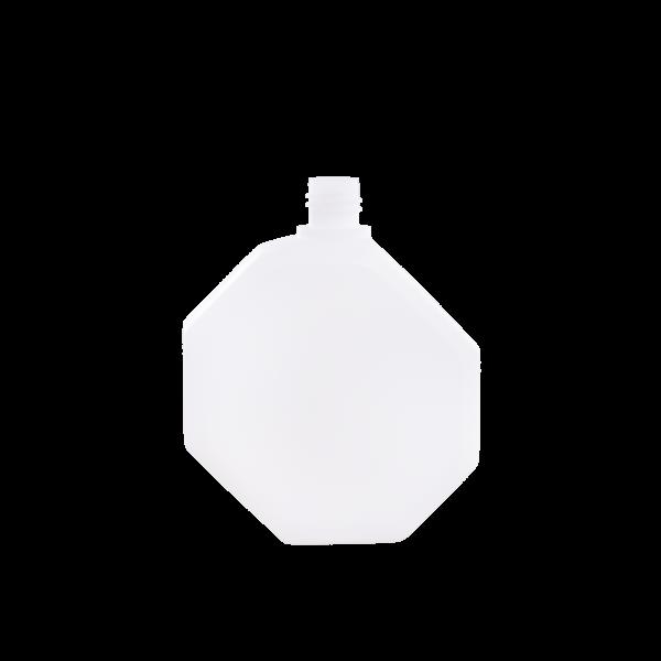 Achtkantflasche 200 ml