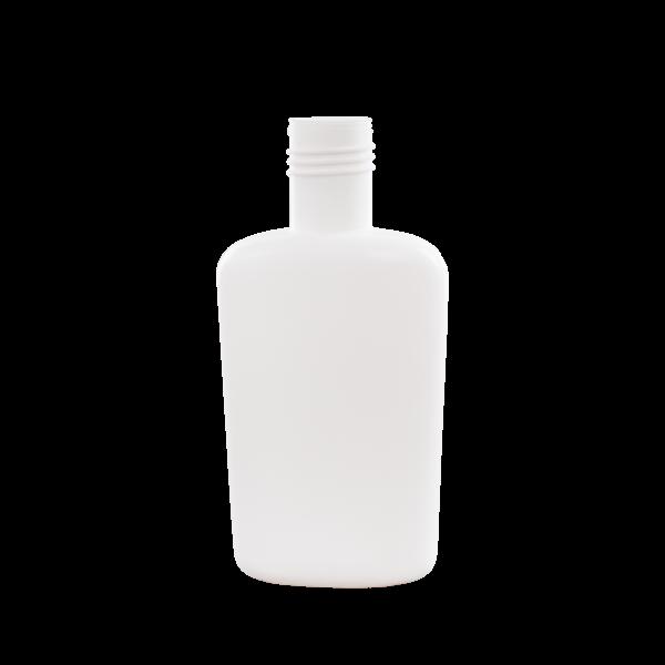 Ovalflasche 125 ml