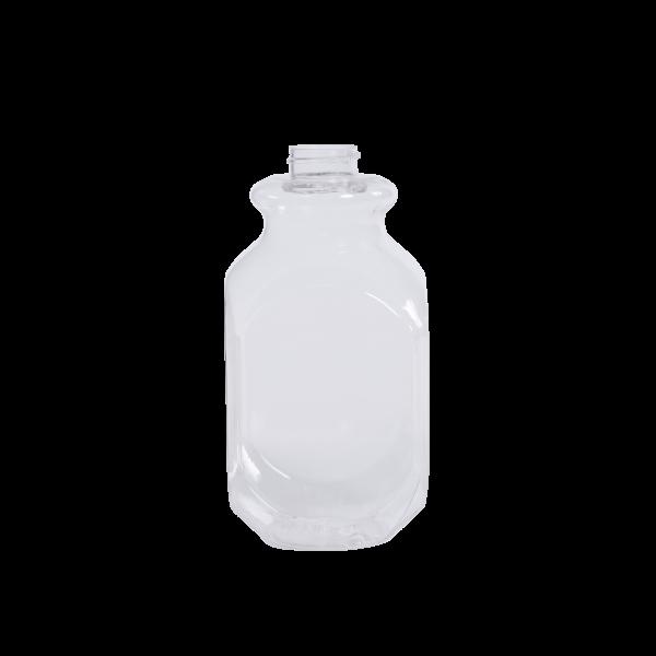 Quadratflasche 500 ml