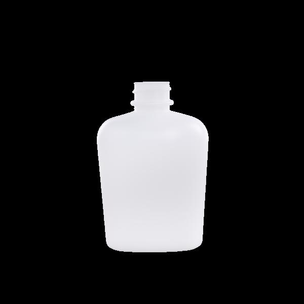 Ovalflasche 150 ml