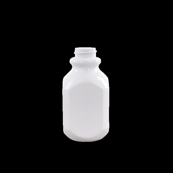 Vierkantflasche 200 ml